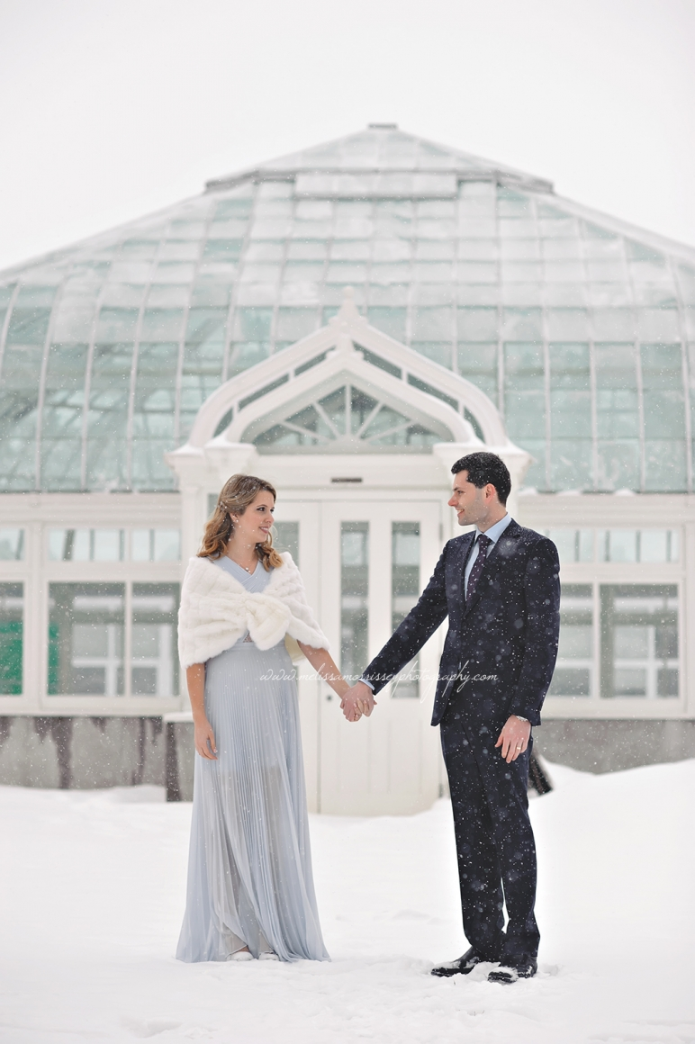Outdoor Winter Wedding Photography: OTTAWA WEDDING PHOTOGRAPHER