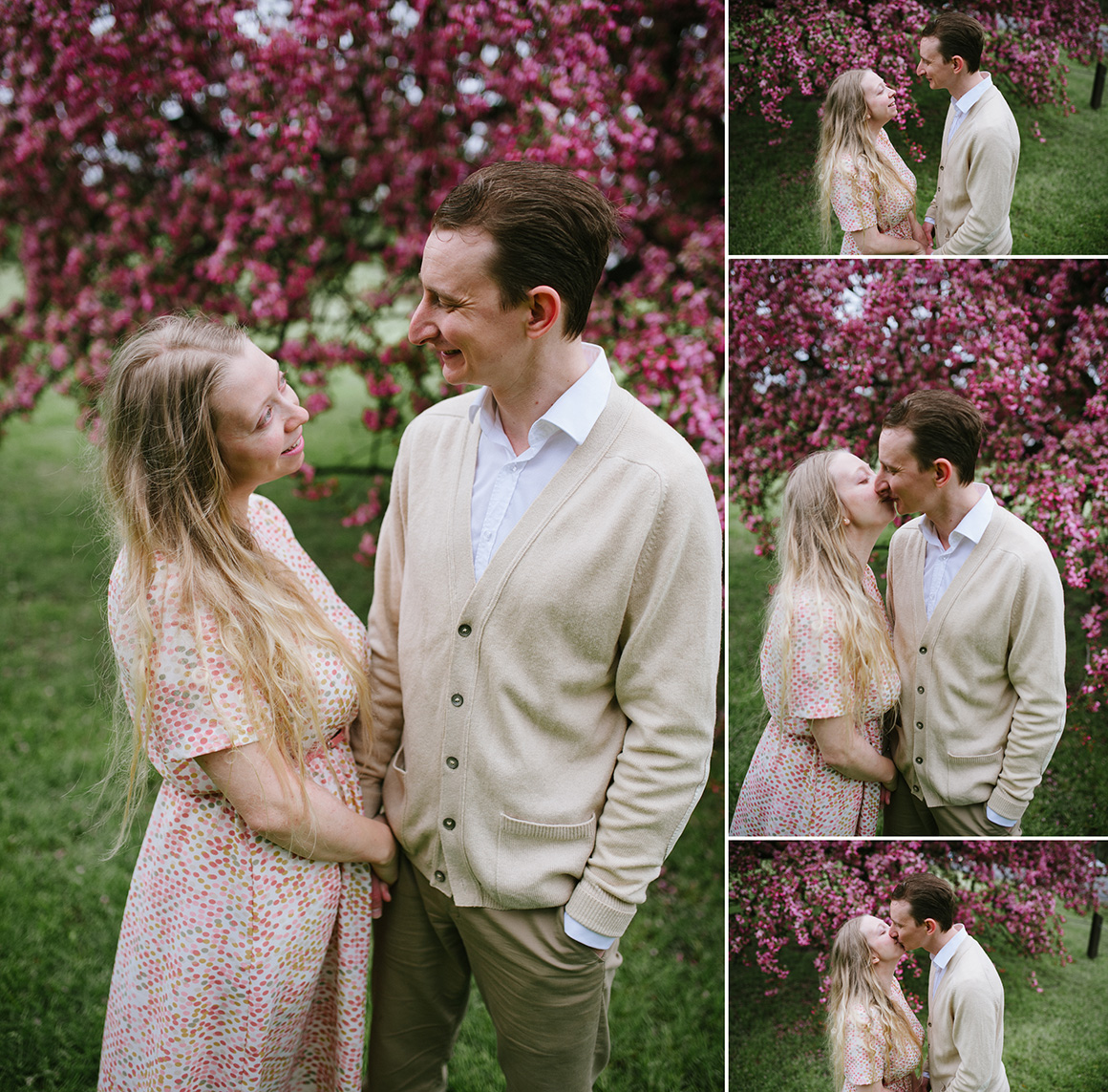 cherry blossom sessions experimental farm photographer